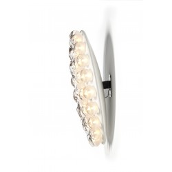 Prop light round wall