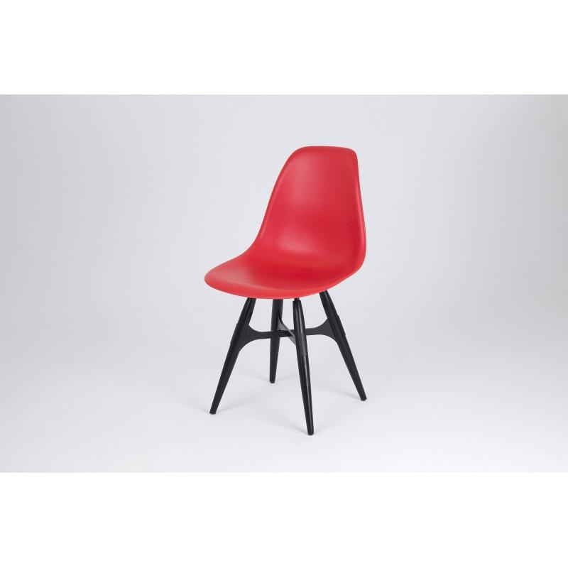 Chaise kubikoff zigzag kubikoff inno design for Design stuhl zig zag