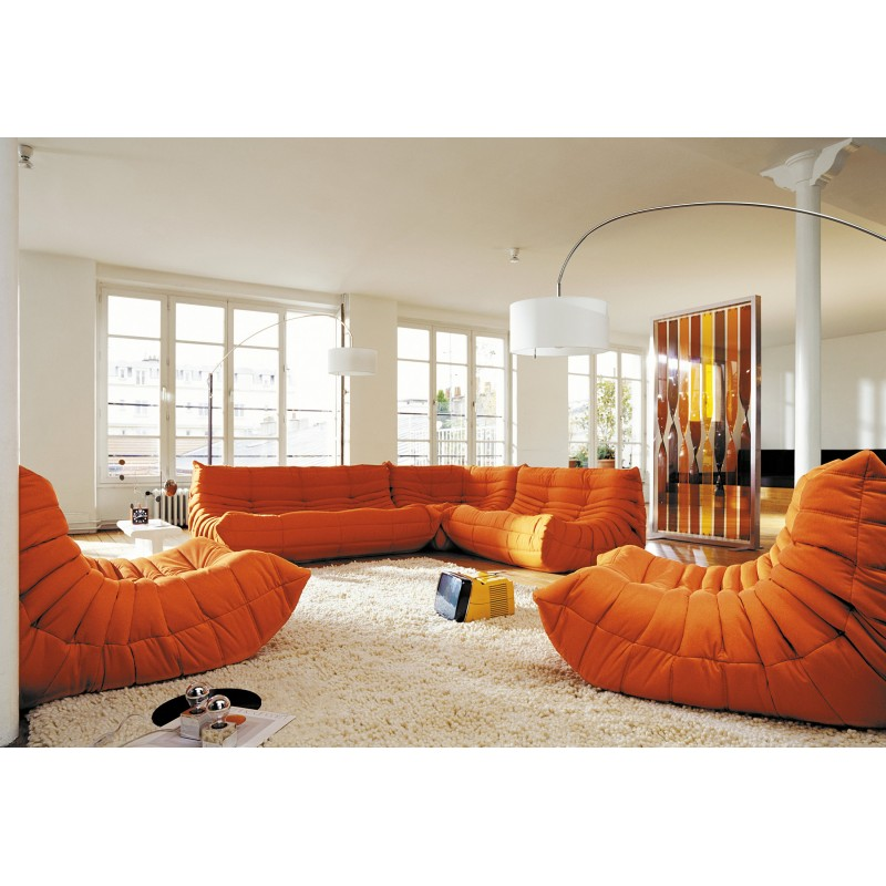 Canap sofa togo michel ducaroy inno design - Ligne roset togo prix ...
