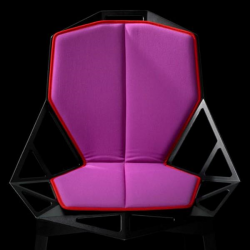 Coussin d'assise et dossier Chair One