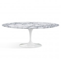 Table Tulipe Saarinen ovale 198 cm