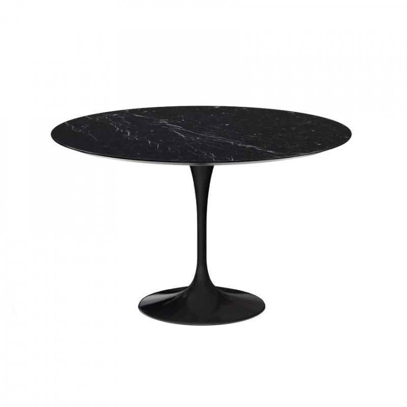 table tulipe ronde saarinen knoll. Black Bedroom Furniture Sets. Home Design Ideas