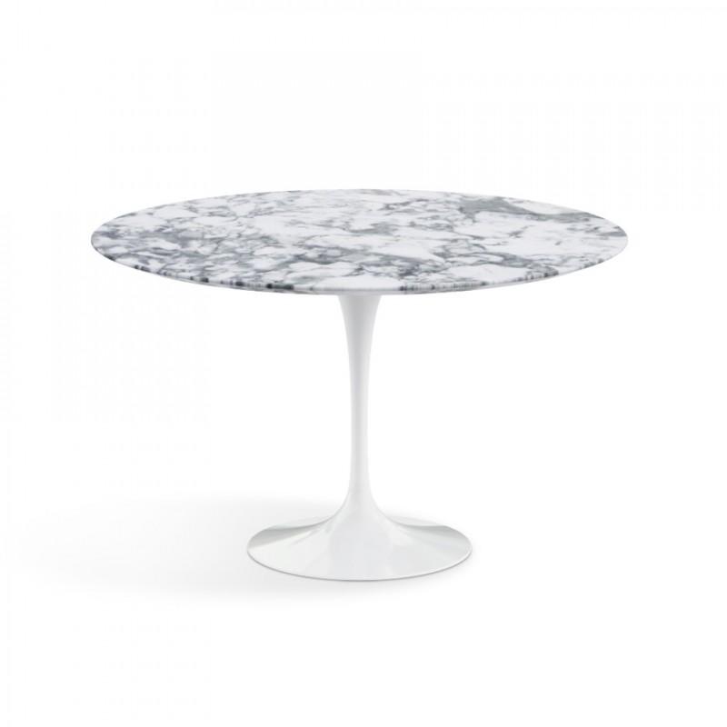 table tulipe ronde saarinen knoll. Black Bedroom Furniture Sets. Home Design Ideas