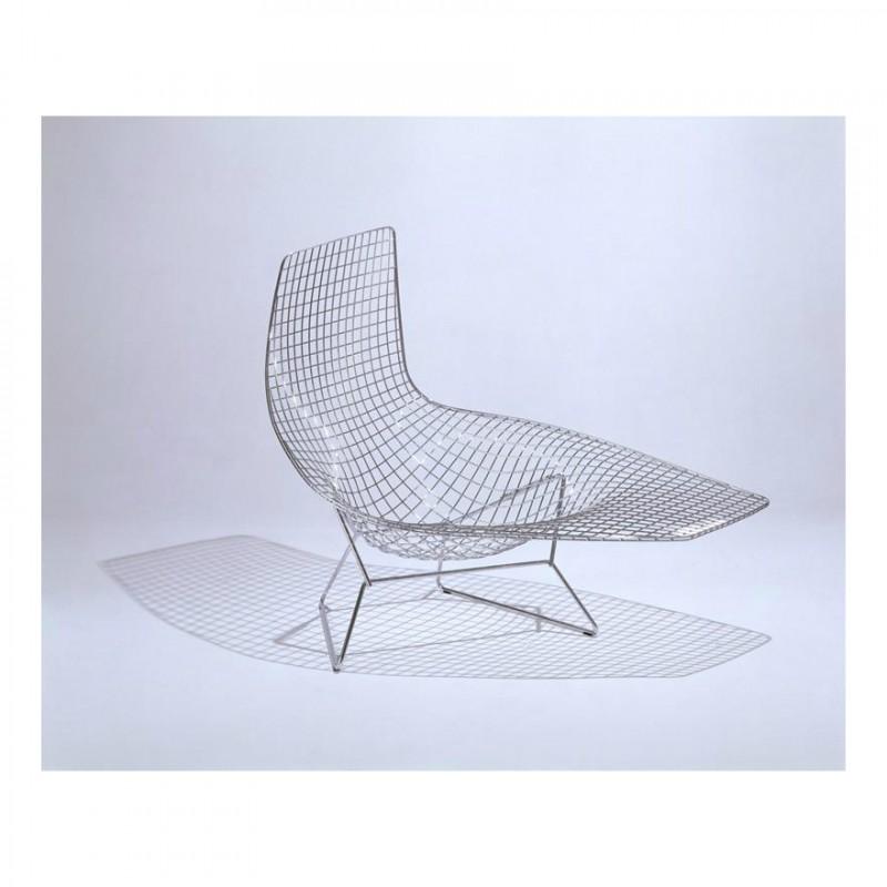 fauteuil asymetrique knoll. Black Bedroom Furniture Sets. Home Design Ideas