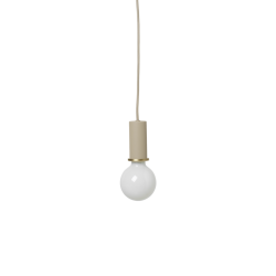 Collect Socket Pendant Low