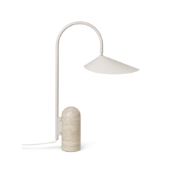 Arum Table Lampe Cashmere