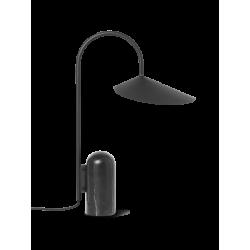 Arum Table Lampe black