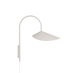 Arum wall Lampe Cashmere