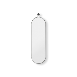 Poise oval Mirroir