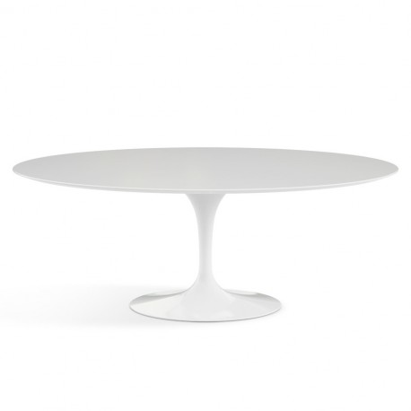 Tables ovales Saarinen Knoll Studio