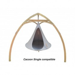 Wooden Tripod - Cacoon