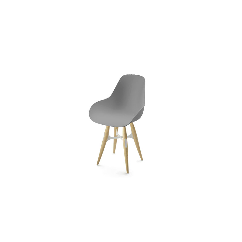 Zig zag dompel closed chair kubikoff inno design for Design stuhl zig zag