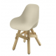 Icone dimple closed chair