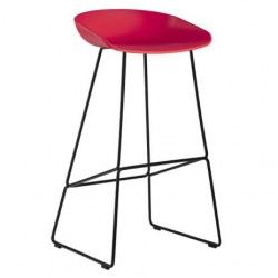 About a stool H75 cm