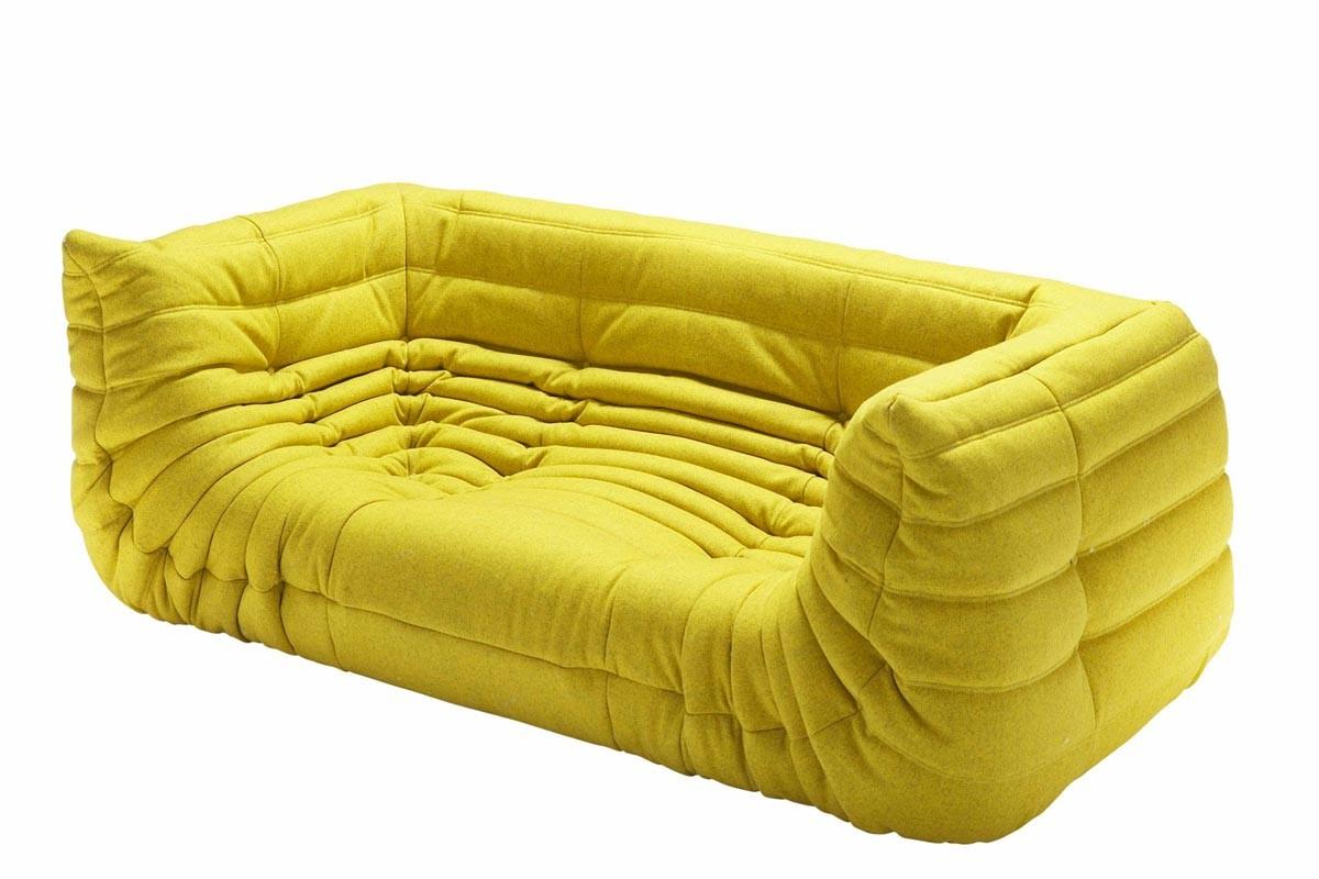 togo sofa with banquette togo. Black Bedroom Furniture Sets. Home Design Ideas