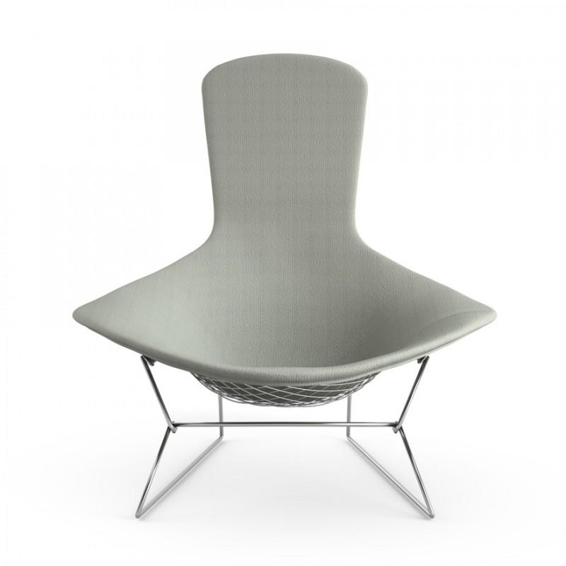 fauteuil haut dossier bird bertoia harry bertoia knoll inno design. Black Bedroom Furniture Sets. Home Design Ideas