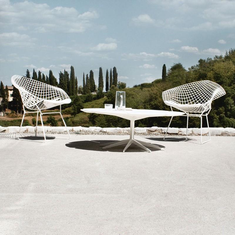 fauteuils diamant knoll harry bertoia knoll. Black Bedroom Furniture Sets. Home Design Ideas