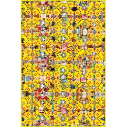 Tapis Obsession Yellow 300 x 200 cm