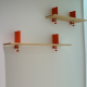 Etagère Spike 120 cm - The Wild Bunch