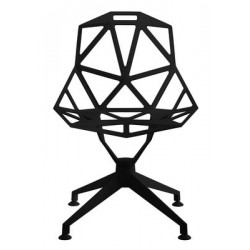 Chair One 4 Star Pivotante
