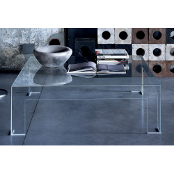 Table Basse Atlantis 110 x 110 cm - H22 cm