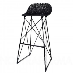 Carbon Bar Stool 76 cm